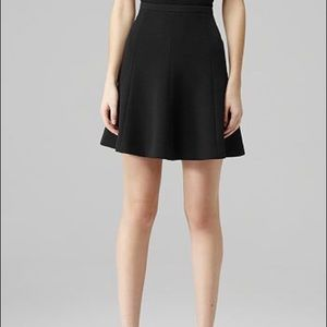 REISS NWT Chari Fit and Flare Skirt